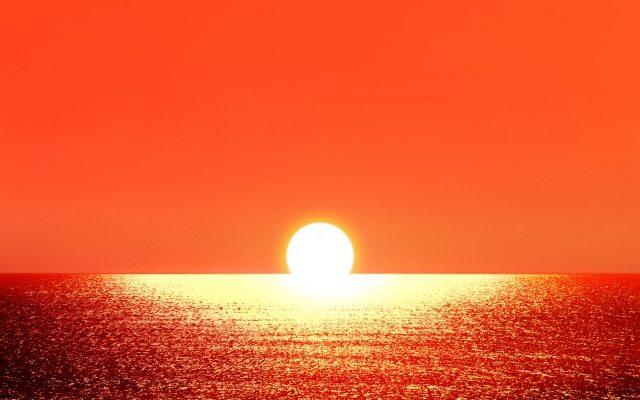 日の出画像