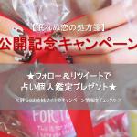 「眠れぬ恋の処方箋」オープン記念キャンペーン